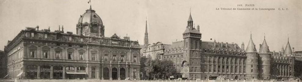 Tribunal Commerce Seine